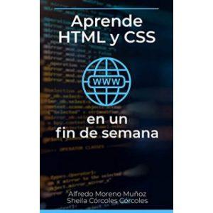 Aprende HTML y CSS en un fin de semanate ofrece un método de aprendizaje que te permitirá aprender ambos lenguajes en un corto periodo de tiempo, ¡concretamente en un fin de semana!