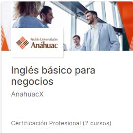 Curso Inglés básico para negocios