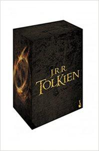 Pack libros Tolkien